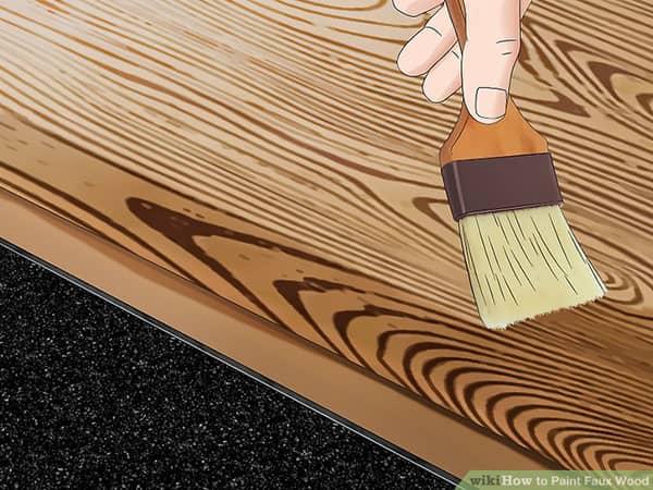 Phương pháp giả gỗ cho cửa thép như thế nào?