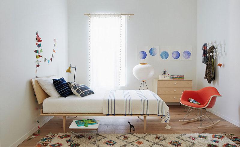 lựa chọn đồ nội thất gọn gàng cho phòng ngủ