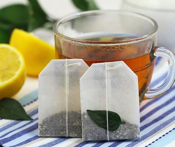 chống ẩm mốc cho đồ gỗ bằng lá trà