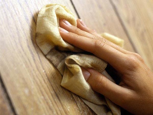 cách vệ sinh đồ gỗ