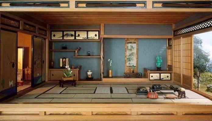 không gian nhà theo phong cách Nhật có điểm gì đặc biệt