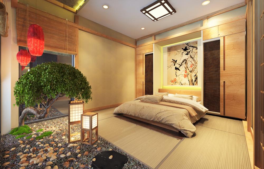 Hạn chế tối đa nội thất cho mỗi không gian