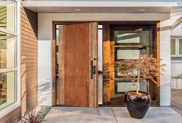 Xu hướng thiết kế cửa nhà